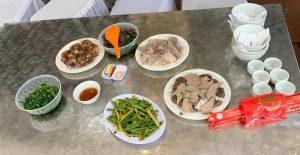 式場の食事2